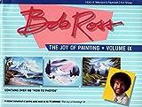 The joy of painting volume IX with Bob Ross