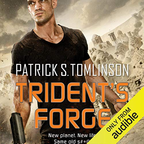 Trident's Forge  By  cover art