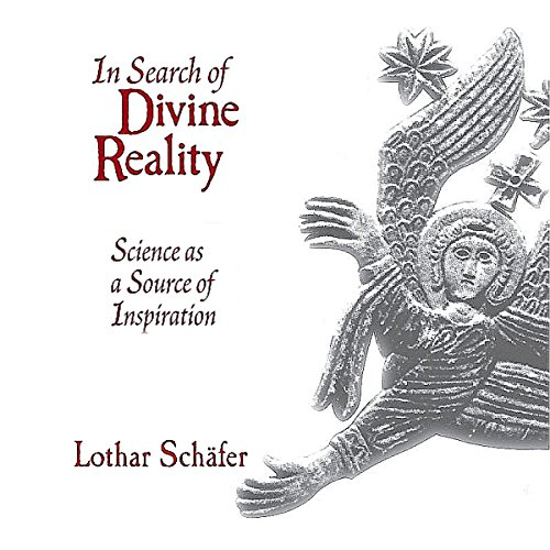 In Search of Divine Reality audiobook cover art