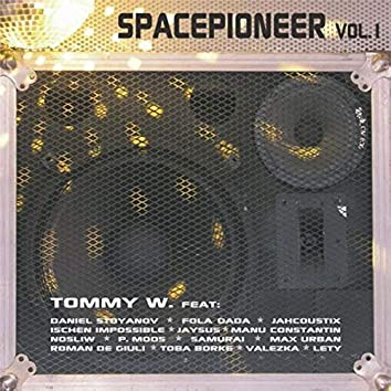 Spacepioneer Vol. 1