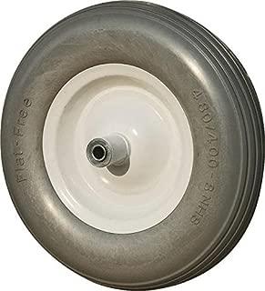 Rocky Mountain Goods Flat Free Wheelbarrow Wheel 16