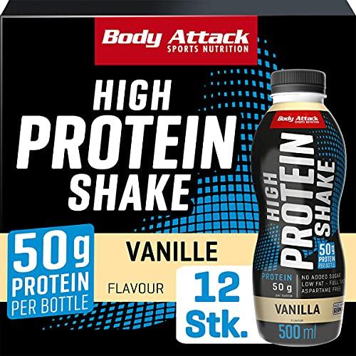 Body Attack Sports Nutrition -  Body Attack High