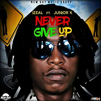 Never Give Up (feat. Junior X) - Single