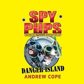 Spy Pups: Danger Island cover art