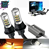 3157 Error Free Canbus Ready Dual Color Switchback LED Turn Signal Light Bulbs...