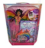 Barbie Fairytopia Magic of the Rainbow: Rainbow Adventure - Elina & DVD Game (African American)