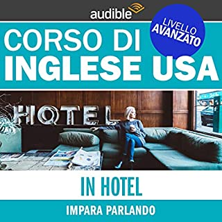 In hotel (Impara parlando) copertina