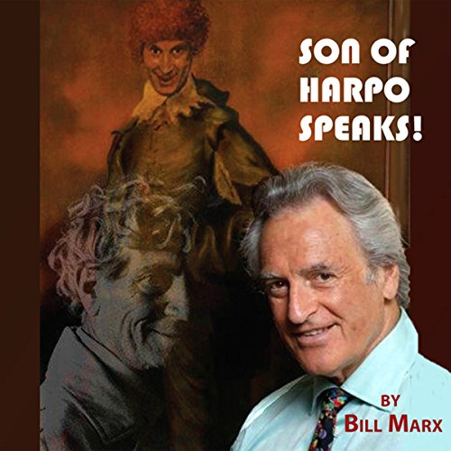 Son of Harpo Speaks! copertina