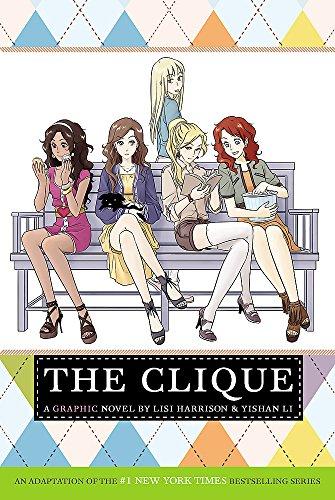 The Clique: The Manga