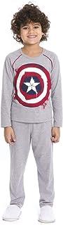 Conjunto de Pijama, Marvel, meninos