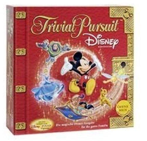 Hasbro - Parker - Trivial Pursuit Disney