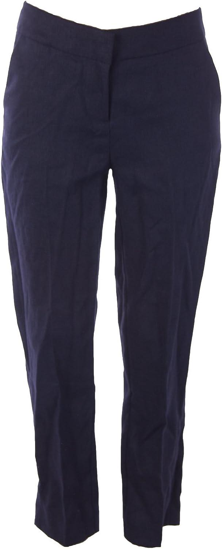 BODEN Women's Sorrento Ankle Skimmer Pants Navy