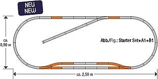 Roco 61151 geoLine Track set B1 Track Extension Sets
