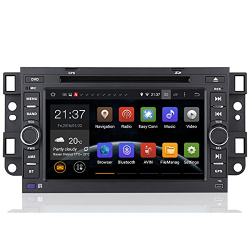 chevrolet CAPTIVA 2 din 7 pollici quad core Android Car DVD Player con 3 g / wifi / BT GPS / Car Audio Radio Stereo / USB / SD, CARD PC, supporto DVR OBD2