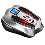 Goyibam EMS-Foot-Machine, Electronic Plus Massager for Foot Legs and Back, TENS Foot Therapy Machine to Relieve Foot Pain and Tired, 25 Modes, 99 Intensities (Foot Massage Machine)
