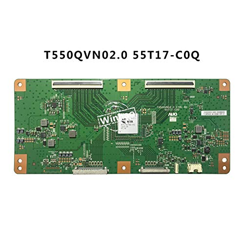 Review Winhao for 55 inch 4K TV Logic Board T550QVN02.0 CTRL BD 55T17-C0Q