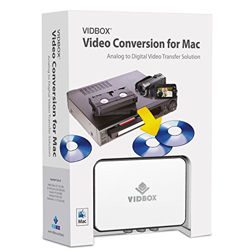 VIDBOX Video Conversion for Mac (2020) (VFM1M)