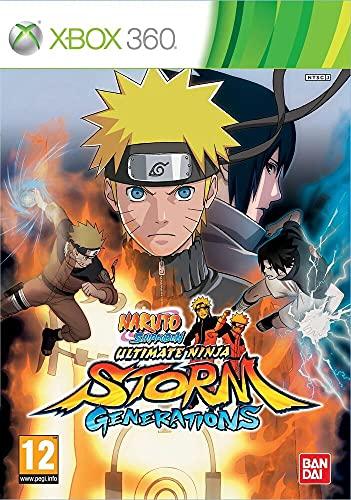 Namco Bandai Games Naruto Shippuden - Juego (Xbox 360, Xbox 360, Acción / Aventura, Cyber Connect 2)