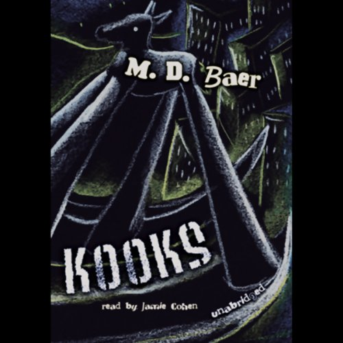 Kooks audiobook cover art