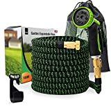 Best Expandable Hoses - 100 FT Expanding Hose Pipe – Garden Water Review