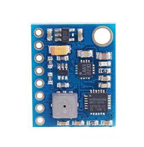 DaoRier GY de 88 MPU-6050. hmc588hmc5883l3l BMP085 10DOF Flight Control Sensor Módulo