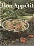 BON APPETIT-Recetario de cocina moderna. ilustrado con fotos en color.