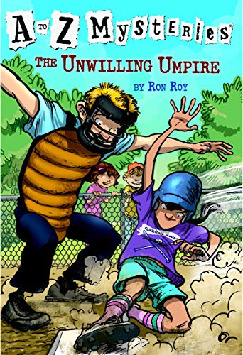 The Unwilling Umpire (A to Z Mysteries)