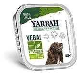Yarrah - Cibo per cani Vega Bio - 12 x 150g