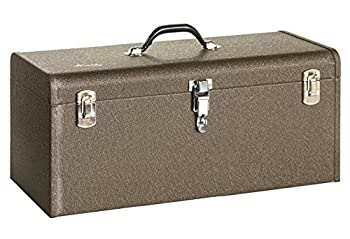 Kennedy Manufacturing K24B 24  All-Purpose Tool Box 24  Brown Wrinkle