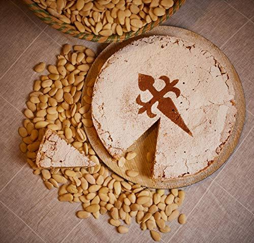 La Mejor Tarta de Almendra del Camino (750 g)