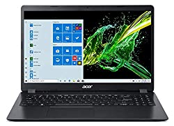 Acer Aspire 3 A315-56 15.6-inch Laptop (Intel Core i5-1035G1/8GB/1TB HDD/Window 10, Home, 64Bit/Intel UHD Graphics), Black,Acer,A315-56