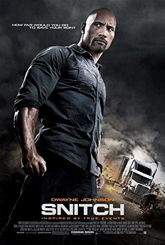 Snitch Movie Poster (68,58 x 101,60 cm)