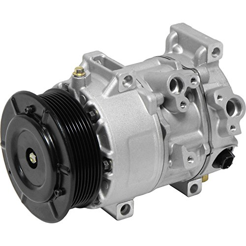 Universal Air Conditioner CO 11178JC A/C Compressor and Clutch