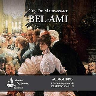 Bel-Ami copertina