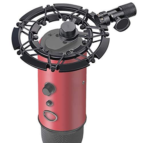 YOUSHARES Blue Yeti Suspension Antichoc - Support de Choc Professionel Réduisant Le Bruit de Vibration pour Microphone à Condensateur Blue Yeti, Yeti Pro
