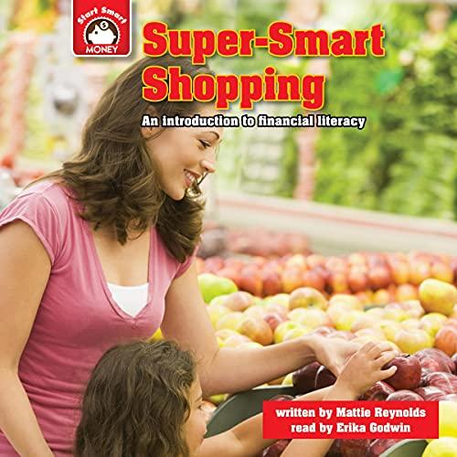 Super-Smart Shopping: An Introduction to Financial Literacy Titelbild