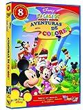La casa de Mickey Mouse: Aventuras de colores [DVD]