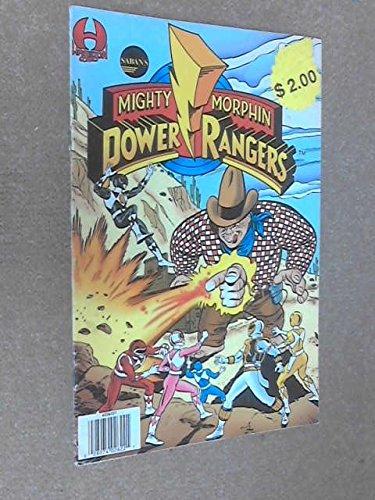 Saban's Mighty Morphin Power Rangers, 5 of 6.#5. Apr 1995...
