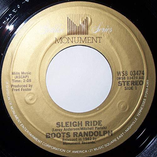 Boots Randolph: Sleigh Ride [Vinyl]