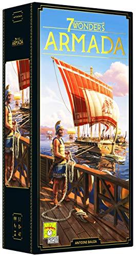 Asmodee 7 Wonders - Armada (Auflage 2020),...