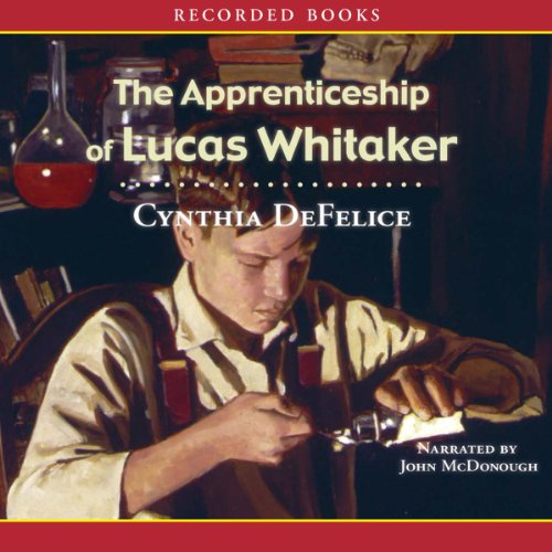 The Apprenticeship of Lucas Whitaker  audiobook cover art