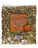 Trader Joe's Pumpkin Spice Pumpkin Seeds, 8 Ounce - 2 Pack