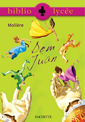 Bibliolycée - Dom Juan, Molière