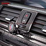 磁気カーホルダー、スマホホルダー、車用スマホエアベントマウントホルダー、BMW M3 M4シリーズF30-F36 F80 F82用調整可能なスマホスタンド