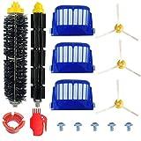 ABClife Kit Cepillos Repuestos de Accesorios Compatible con Aspiradoras iRobot Roomba Seri...