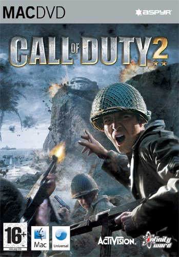 Call of Duty 2 [Mac Steam Code]