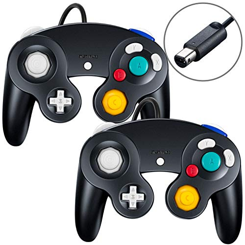 NC Gamecube Controller, Suitable for Wii Console and Nintendo Game Controller, Wired Controller...