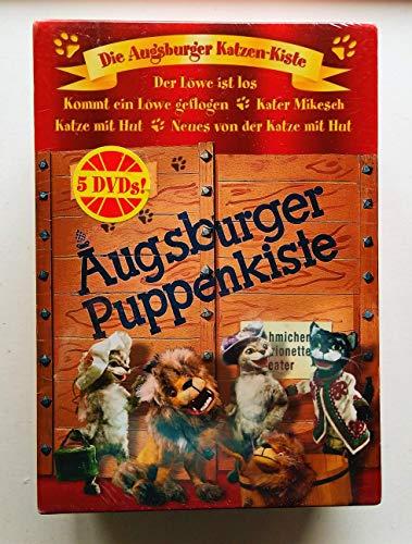 Die Augsburger Puppenkiste - Die Augsburger Katzen-Kiste