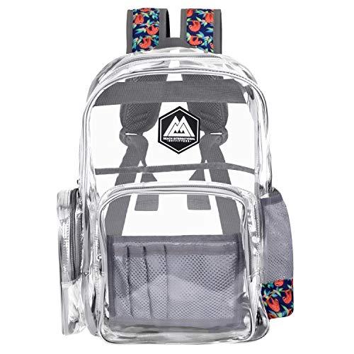 RIO Heavy Duty Clear Backpack