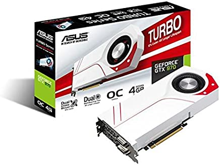Asus Graphics Cards TURBO-GTX970-OC-4GD5
